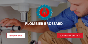 Plombier Brossard - Expert en plomberie résidentielle et commerciale à Brossard sur la Rive Sud de Montréal