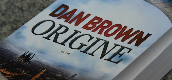 Dane Brown surprend à la rentrée littéraire avec Origine